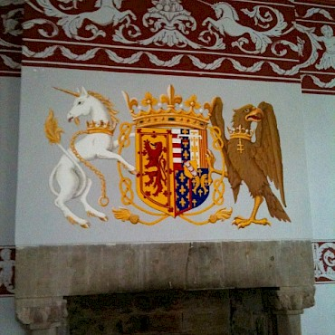The Royal Palace of Stirling Castle