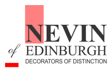 Nevin of Edinburgh Logo