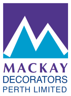Mackay Decorators Logo